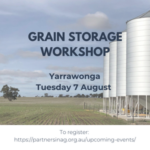 Grain Storage - Yarrawonga