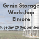 Grain Storage - Elmore
