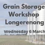 Grain Storage - Longerenong